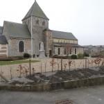 Eglise côté nord