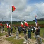 cérémonie du souvenir belge